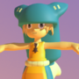 Yugo from Wakfu for VR Chat by juan3dm