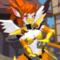 Golden Gryphon Knight