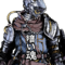 Cyberpunk Dark Souls Comission
