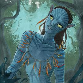 Navi Girl by Hyptosis on Newgrounds