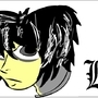 Death Note: L by RedWorldAnimations