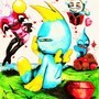 Messed Up Chao by Afterhumanity