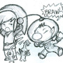 Itching to Brawl by Sephyfluff