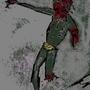 Zombie by Ja-Ecko
