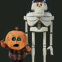 Halloween Short - Final Characters