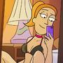 Summer's Mirror Selfie