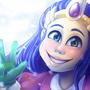 Princess Teri by melsnoodles