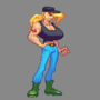 (Animated) CPS2 style Alex