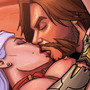 Ashe/McCree by pepperclub