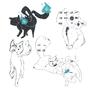 Some Cats by KoyariCGO