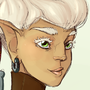 Warrior elf thing
