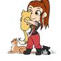 Cat Lover by FairDahlia
