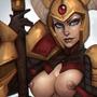 Tresdin the Legion Commander (Topless)
