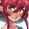 Freckled Elf Cutie