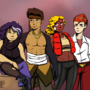 The Crew by Candlebites