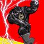 Black Lantern Flash by paulgroth1130