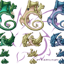 Pixel Saiprym Set by Armaina