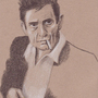 Johnny Cash by vlaktemaat
