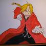 Edward Fullmetal Alchemist by CAMJ182