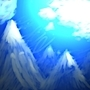 Icy Mountains by Shom42