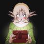 Christmas Deedlit (Sketch Request)
