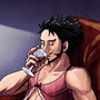 Mihawk in some lingerie ( also in 2016 )