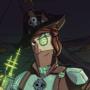 Sci-fi Pirate
