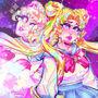 Experimental Sailor Moon Redraw