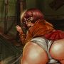 Velma in trouble... again