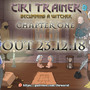 Ciri Trainer - Chapter One: OUT NOW!