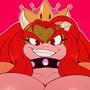 Queen Bowser