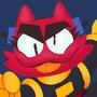 Tomboy Gamer Cat