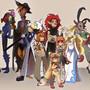 Dofus and Dragons - Season 1 characters