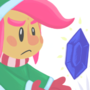 Zelda Randomized - Blue Rupie Gift