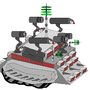 Mega Tank by Makaga