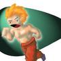Run Man by AbominableGod