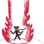 Flameox enraged by YanoRazu