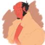 Red/Hellboy Fanart