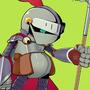 Knight Boy by Retropk