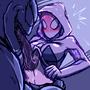 Venom×Spidergwen 13