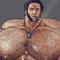 Huge Jacked Man