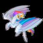 Rainbow dash redo
