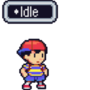 Ness Battle Compilation 1: Basic Offense + Victory