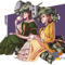 Metal Gear Girls #4: TX-55 and D