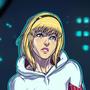 Spider-Gwen commission