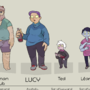 Lucy &co by Fred-Bird