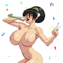 New Years Birthday Suit Toph