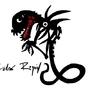 The Elegant Parasite Black by Celx-Requin