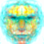 weird face futurman by Jean-Raymond