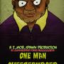 One Man Cheeseburger by ctrlaltd1337